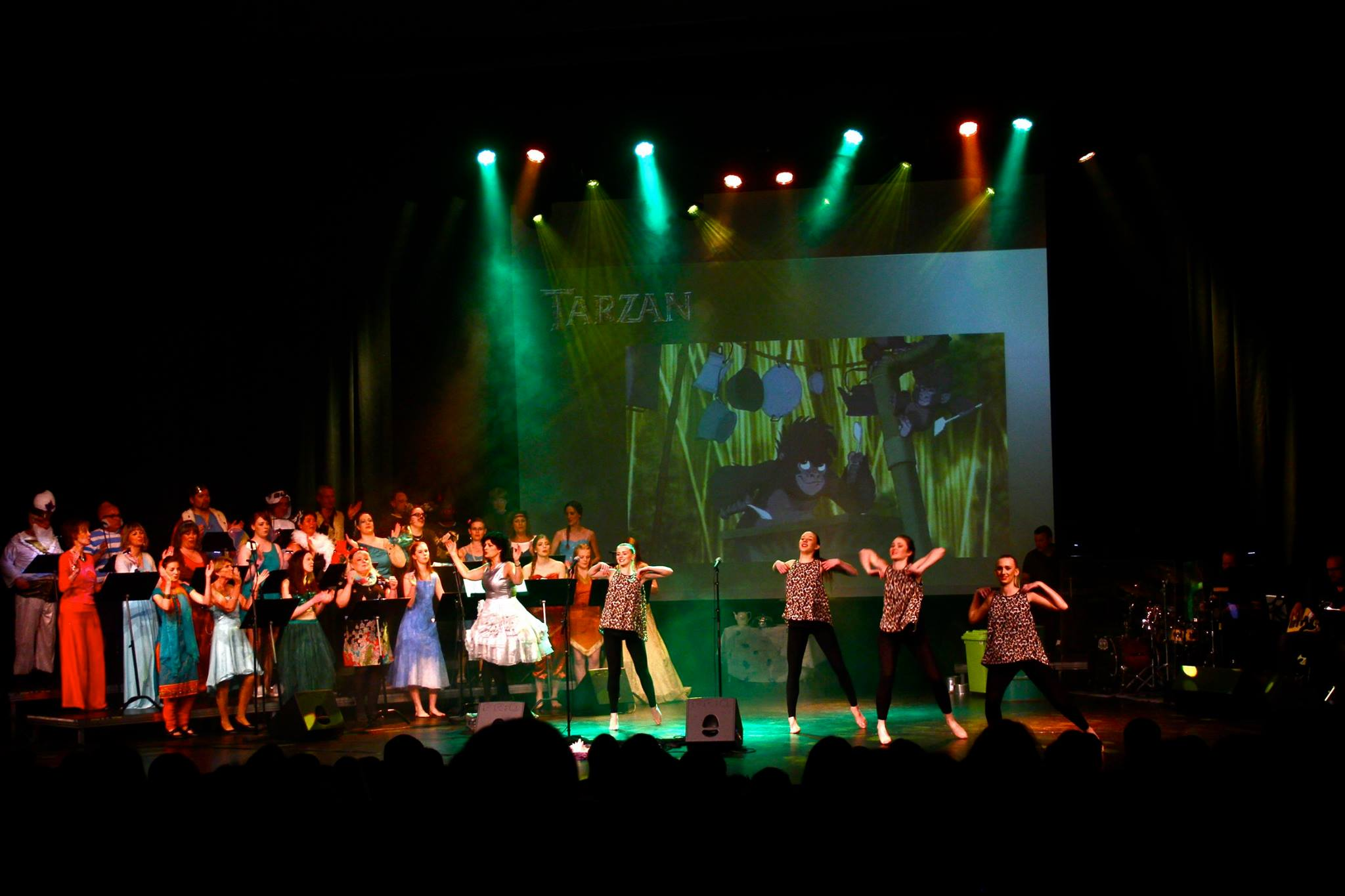 Disney Magiske Aften med Aalesund Operakor