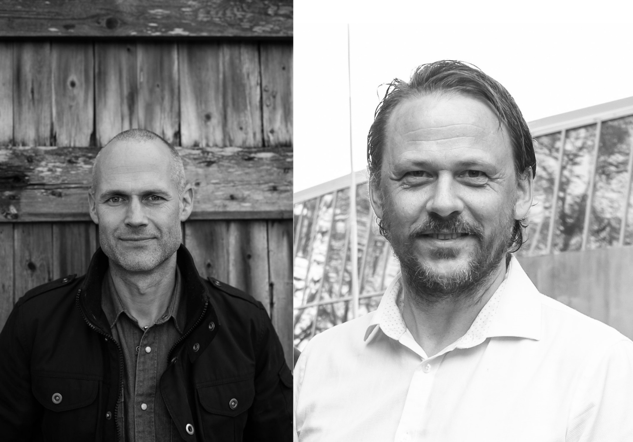 POESISCENA med Herman Ekeberg og Ørjan Liavåg