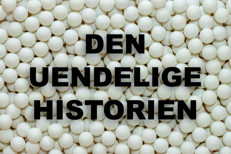 DEN UENDELIGE HISTORIEN (Teatret Vårt, teater)